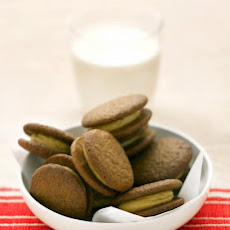 Molasses Sandwich Cookies