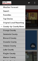 Screenshot of ClickOrlando - WKMG Local 6