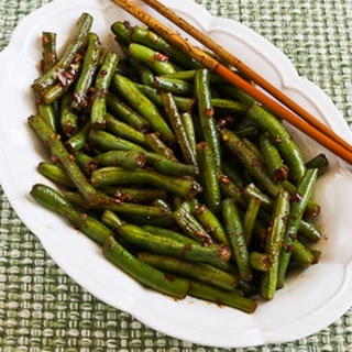 Chinese Spicy Green Beans Recipes