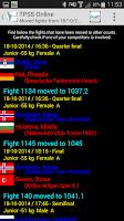 Screenshot of TPSS Online