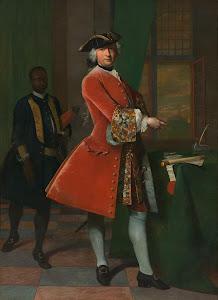RIJKS: Frans van der Mijn: Portrait of Jan Pranger 1742
