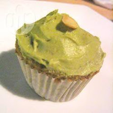 Green Tea Fairy Cakes