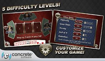 Screenshot of Aces Hearts Classic