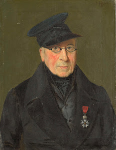 RIJKS: Monogrammist HK (Nederland): painting 1842