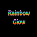 GO SMS Rainbow Glow Theme icon