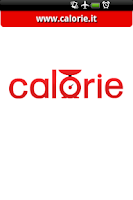 Screenshot of Calorie.it mobile 0.1a