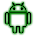 GloWorks Green ADW Theme icon