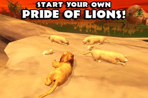 Safari Simulator: Lion - screenshot