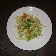 Fennel, Avocado and Citrus Salad