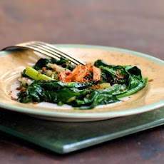 Sautéed Swiss Chard With Garlic