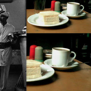 Indian Coffee-House Sandwich