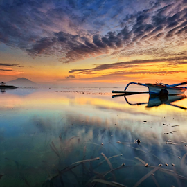 Destination Lost Paradise by Hendri Suhandi - Landscapes Beaches ( bali, sanur, beach )
