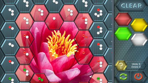 HexLogic - Flowers - screenshot