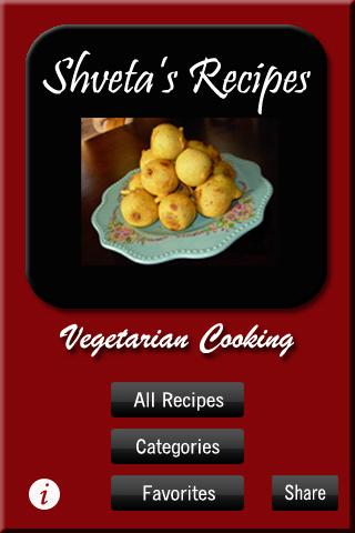 Shveta's Recipes