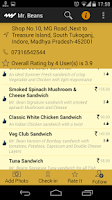 Screenshot of MyPref : Find Your Food!