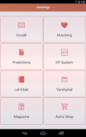 Screenshot of AstroSage Kundli : Astrology