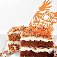 Habanero Carrot Cake From 'Sweet and Vicious'