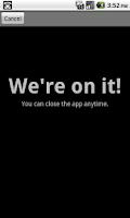 Screenshot of FastCustomer -- Fast Customer