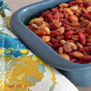 Calico Beans – #glutenfree #vegan