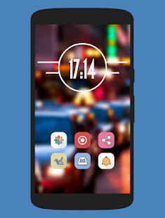Parallax - Icon Pack- screenshot thumbnail