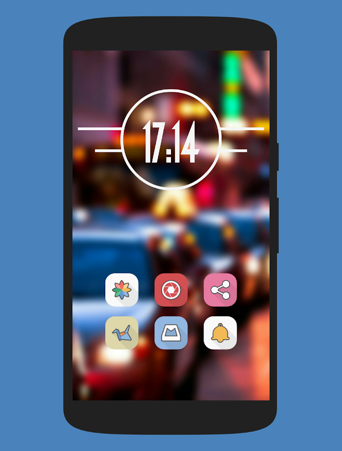 Parallax - Icon Pack Screenshot 3