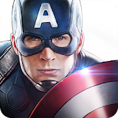 Game Captain America: TWS APK for Kindle