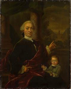RIJKS: Jan Maurits Quinkhard: painting 1755