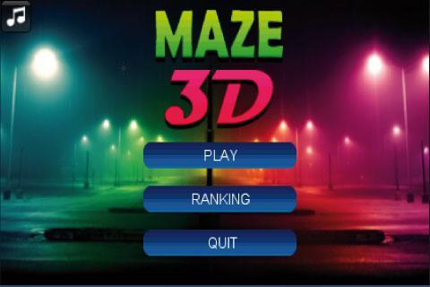 Super Maze 3D