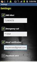 Screenshot of SHAKE4HELP