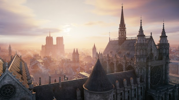 Assassin's Creed: Unity is bigger that the entirety of Assassin's Creed III's Frontier