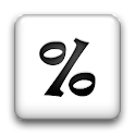 Percent Calculator + (AdFree) icon