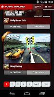 Screenshot of Total Racing