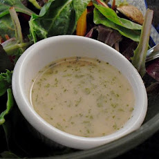 Frugal Gourmet's Basic Fennel Dressing