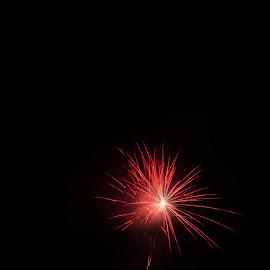 Fireworks by Roland Planitz - Abstract Fire & Fireworks ( firework, fireworks,  )