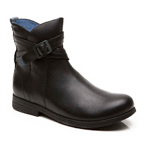 Camper Mil Buckle Leather Boot BOOT
