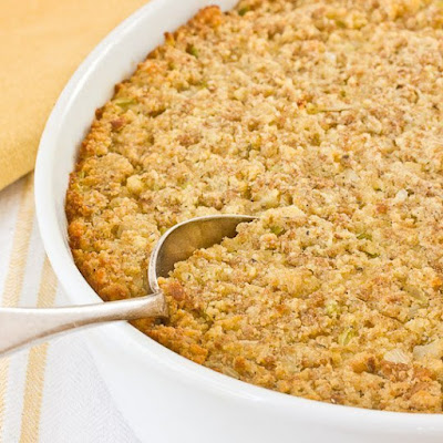 Southern-style Cornbread Dressing