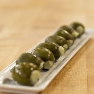 Blue-Cheese-Stuffed Olives