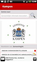 Screenshot of Kampen