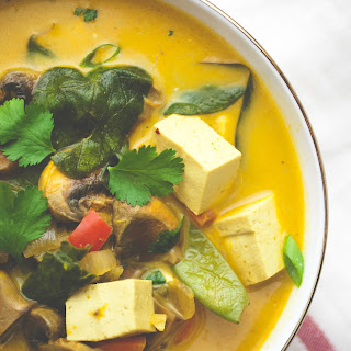 Coconut Curry Soup Cooking Light Recipes