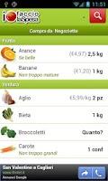 Screenshot of Faccio la spesa