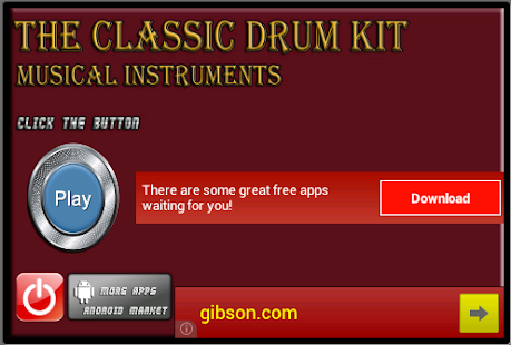 Classic Drum Kit- screenshot thumbnail