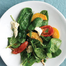 Roasted Vegetable Salad with Mozzarella