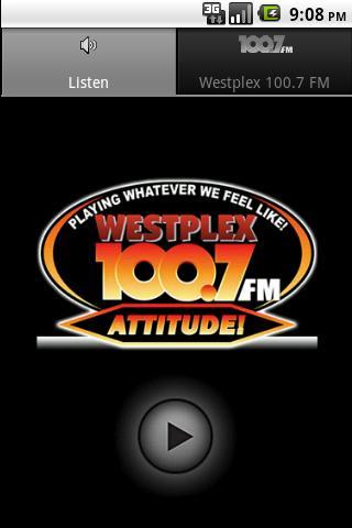 Westplex 100.7 FM KFNS