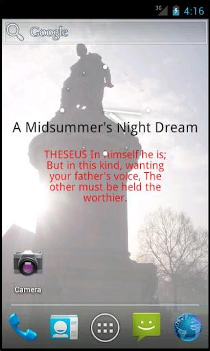 A Midsummer Night's Dream Live