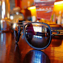 Sunglasses by Quentin Robertson - Artistic Objects Clothing & Accessories