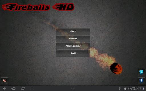 Fireballs HD