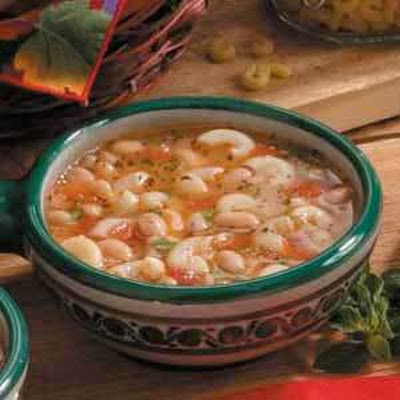 Bean Counter Chowder