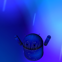 ICS Phase 3D Wallpaper icon