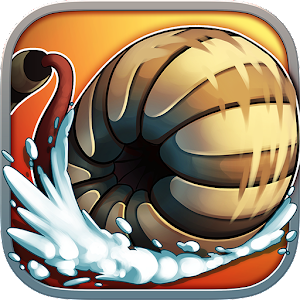 Go Go Armadillo! Smash all in this one shot puzzler