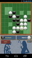 Screenshot of Reversi Queen(Reversi)